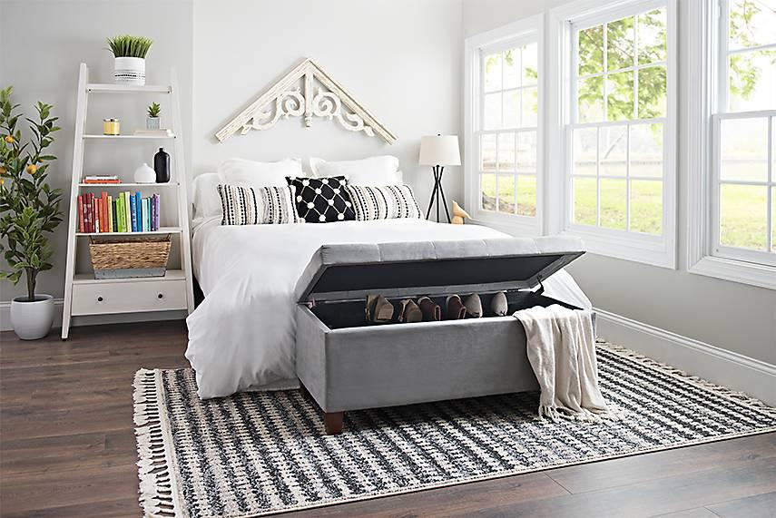 Bedroom Decorating Ideas - G Living